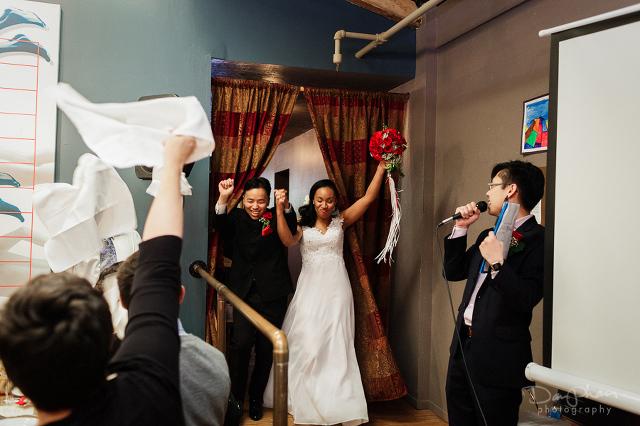 Downtown Half Moon Bay Wedding Photography