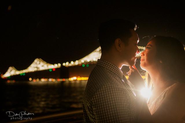 San Francisco Embaracadero Engagement Photography
